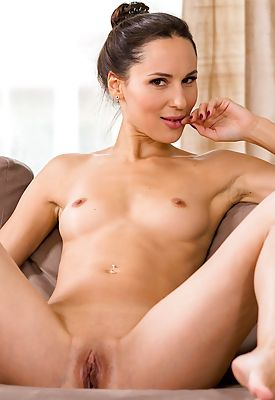 Naked and alone MILF Lilu Moon wishes you would come satisfy her needs.
